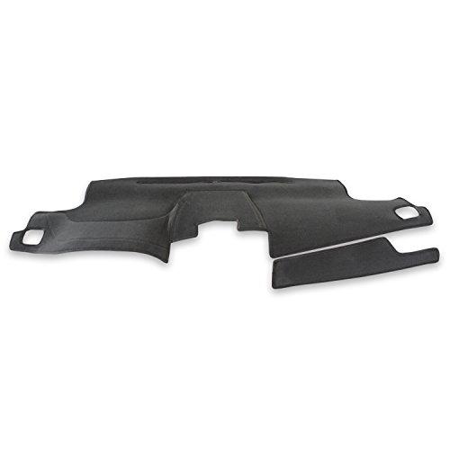Coverking Custom Fit Dashcovers for Select Pontiac Grand Am Models - Poly Carpet (Gray) (Pontiac Grand Am Customs compare prices)