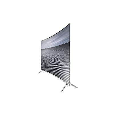 Samsung 124 cm (49 inches) UA49KS7500KLXL-BF 4K Ultra HD LED TV (Silver)