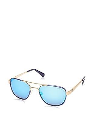 Guess Gafas de Sol 6853 (56 mm) Oro / Azul
