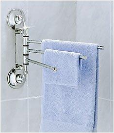 handtuchhalter ausverkauf everloc handtuchhalter seitlich el 10240. Black Bedroom Furniture Sets. Home Design Ideas