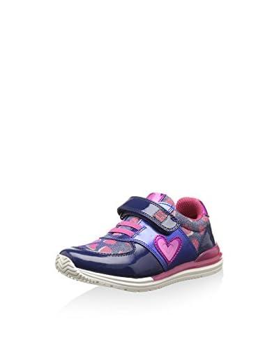 Sneaker [Blu/Rosa]