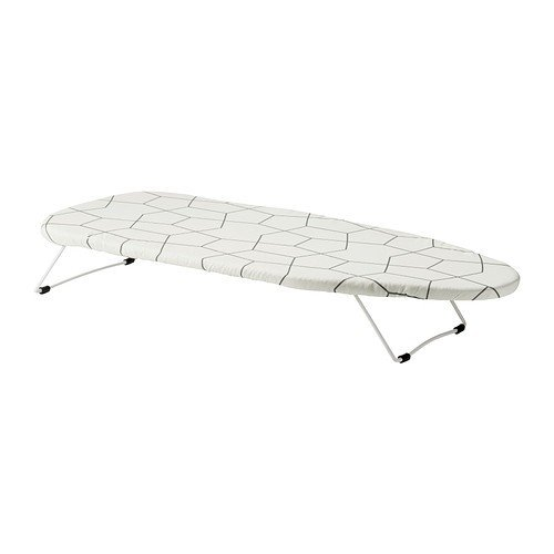 Tabletop Ironing Board Jall Made By Ikea Table Top and Counter Top Ironing Board (Space Saving Ironing Mat compare prices)