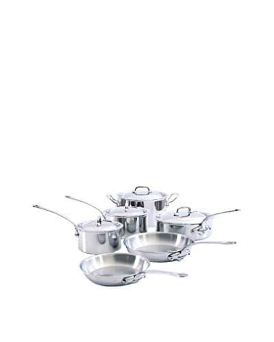 Mauviel M'Cook 10-Piece Cookware Set