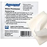 Aquapel Pre-Cleaner Towelette Glass Surface Cleaner 1-EA PGW