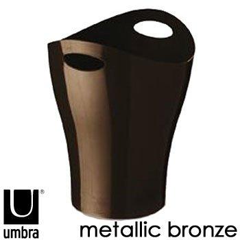 umbra GARBINO CAN (ガルビノカン) メタリックブロンズ 2082857-125