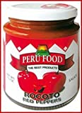 Peru Food - Rocoto (Red peppers) 7.5 oz. Product of Peru