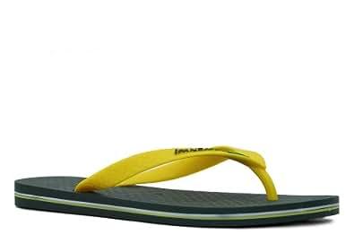 Amazon.com: Ipanema Brasil Ii Verde Amarillo: Fashion Sneakers: Shoes