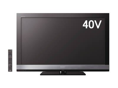 【エコポイント対象商品】 SONY BRAVIA 40V型デジタルハイビジョン液晶テレビ ブラック KDL-40EX700/B