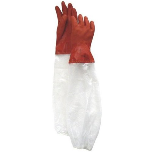 Boss Gloves 8640X Extra Large Double Dipped Pvc Gloves With Sleeve