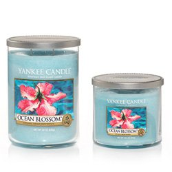 Yankee Candle Multi Wick Candle (Ocean Blossom) Large (22 oz)