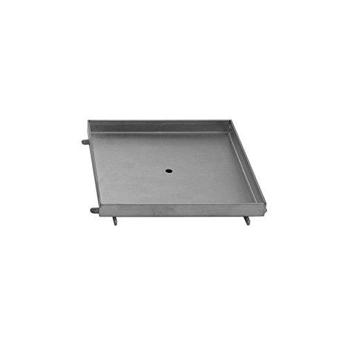 [해외]Jaclo 6206-6-BSS 광장 타일에서 창 살, 6, 닦 았 스테인레스 스틸/Jaclo 6206-6-BSS Square Tile-In Grate, 6 , Brushed Stainless Steel