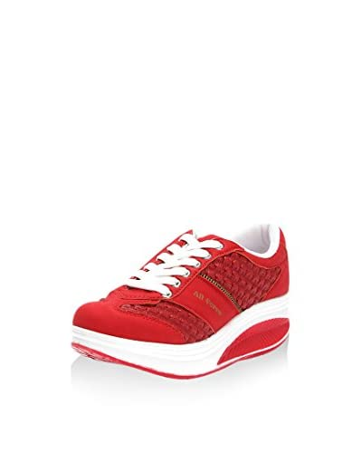 all force Sneaker [Rosso]