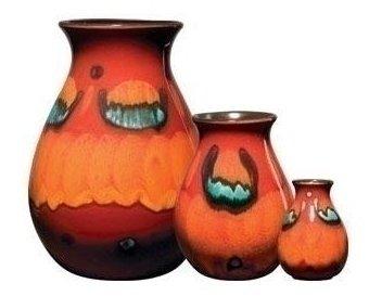 Poole Pottery Volcano 16cm Venetian Vase