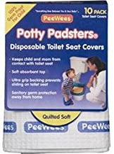PeeWees Disposable Potty Padsters