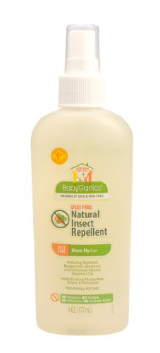 Deet Free Natural Insect Repellent