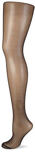 Nur Die Damen Strumpfhose Glänzend & Haltbar, 15 DEN, Gr. 44 (Herstellergröße: 40-44=M), Schwarz (schwarz 94)