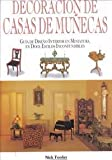 img - for Decoracion de Casas de Munecas (Spanish Edition) book / textbook / text book