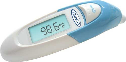 31AkQNE%2BqnL Compare Prices Graco 1 Second Ear Thermometer
