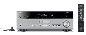 Yamaha RXV475TI Amplificateur Audio Vidéo Ensemble 5.1 Argent