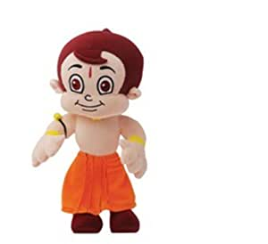 Dimpy Stuff Dimpy Stuff Chhota Bheem Plush Toy, Multi Color