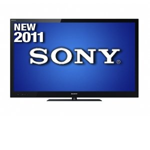 Sony BRAVIA KDL46NX720 46-inch 1080p 3D LED HDTV with Built-in WiFi, Black