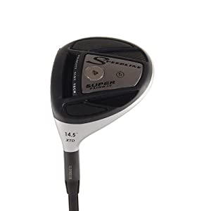 New Adams Super Fairway XTD 14.5LH w  AttackLite R-Flex Shaft by Adams
