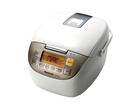 PANASONIC 220V FUZZY LOGIC RICE COOKER SR-MS183