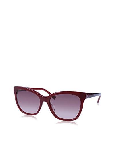 Lacoste Gafas de Sol L792S (56 mm) Rojo