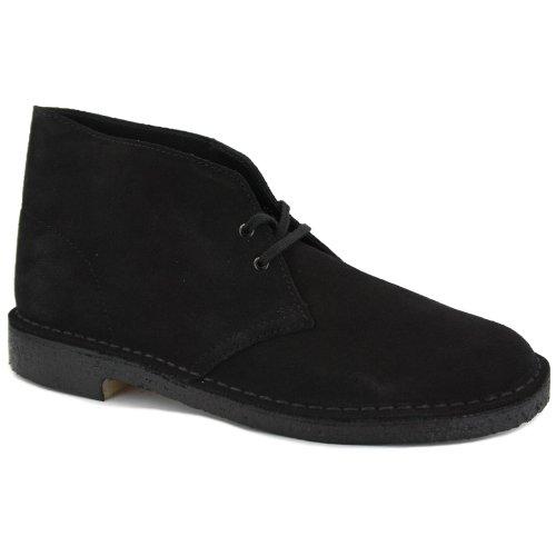 clarks-desert-boot-herren-stiefel-desert-noir-suede-grosse-46