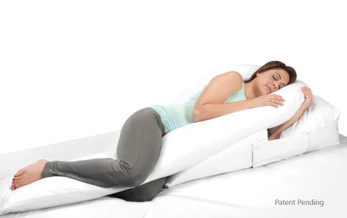 Top 10 best acid reflux pillows 2013 hotsellernet for Body pillow for acid reflux