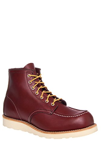 Men's Moc Toe Boot