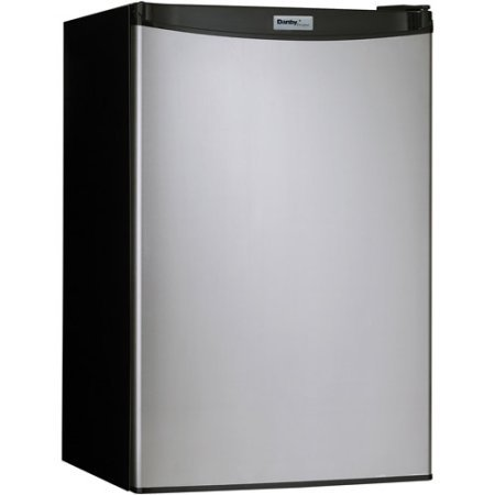 Danby Designer 4.4 cu ft Compact Refrigerator, Integrated door shelving with tall bottle storage (Sub Zero Refrigerator Thermostat compare prices)