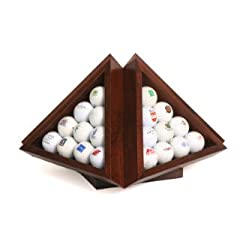 Pyramid Golf Ball Case by Great Golf Memories