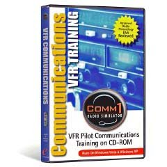 COMM1 VFR Radio Simulator