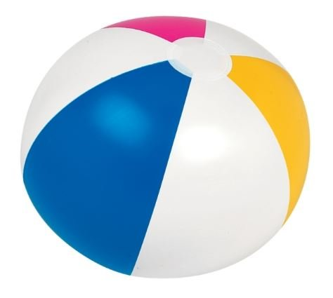 fun Beach Ball - 1