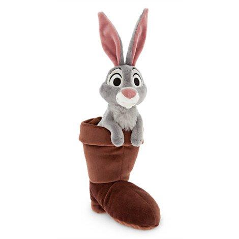 "Sleeping Beauty 10"" Plush Rabbit in Boot"