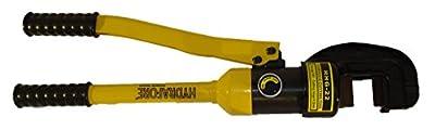 "Hydraulic Rebar Cutter Concrete Construction Tool (7/8"",16Ton) G-22"
