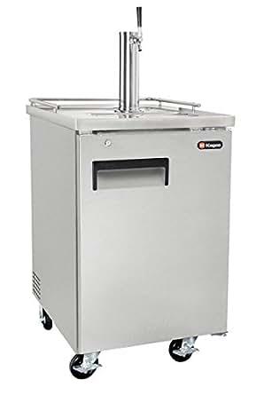 Kegco xck 1s single keg commercial grade - Commercial grade kitchen appliances ...
