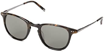 Kenneth Cole New York KC7094W4855N Round Sunglasses,Coloured Havana,48 mm