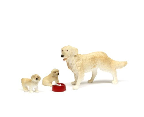 Lundby Smaland Dollhouse Dog Family Set (Miniature Dog House compare prices)