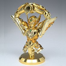 Saint Seiya : Gold Cloth Aquarius Camus Action Figure