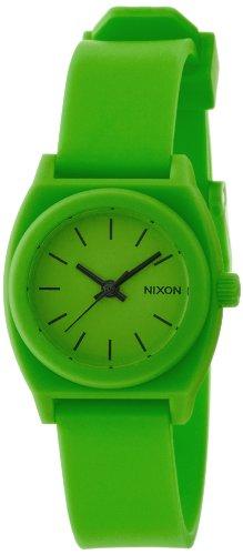 [ニクソン]NIXON SMALL TIME TELLER P: GREEN NA425330-00 レディース 【正規輸入品】