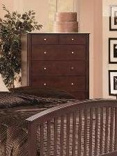 Medium Espresso Finish Chest