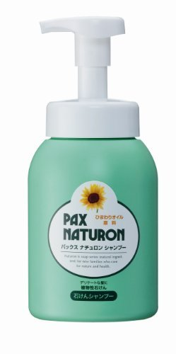 Pax Naturon Bubble Pomp Shampoo - 500ml N