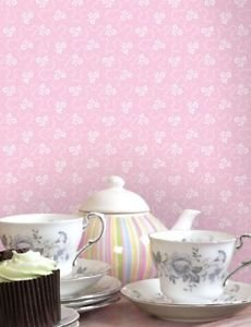 Home of Colour Lym Wallpaper - Pink from New A-Brend