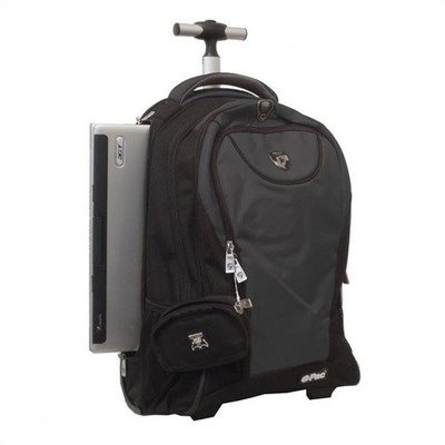 Heys ePac05 Rolling Laptop Backpack - Black