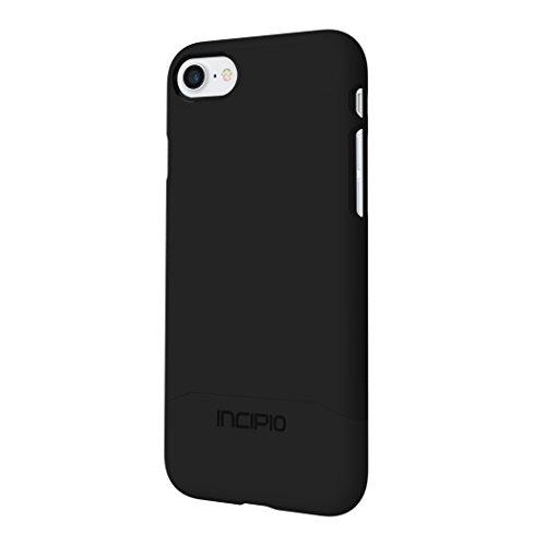 iPhone 7 Case, Incipio EDGE [Shock Absorbing] Slider Cover fits Apple iPhone 7 - Black (Incipio Edge compare prices)