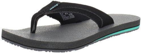 Reef Men'S Cushion Sandal, Charcoal/Black, 13 M Us front-521050