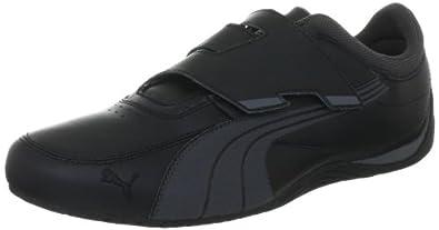 Puma Drift Cat 4 ALT CLOSURE 304195, Herren Sportive Sneakers, Schwarz (black-dark shadow 02), EU 40 (UK 6.5) (US 7.5)