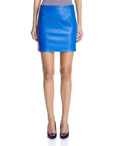 Susana Monaco Women's Blair Leather Mini Skirt